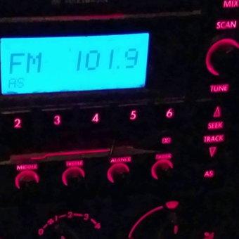 Hot Springs Community Radio logo